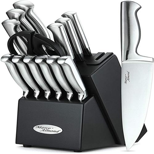 The Best Japanese Knife Block Set
