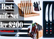Best Knife Set Under $200