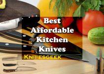 Best Affordable Kitchen Knives