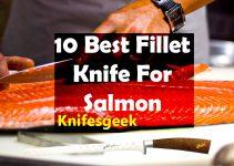 knife to skin salmon