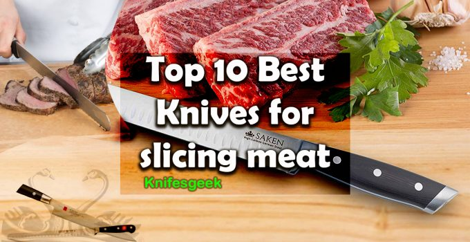 best knives for slicing raw meat