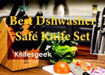 Best Dishwasher Safe Knife Set 2020